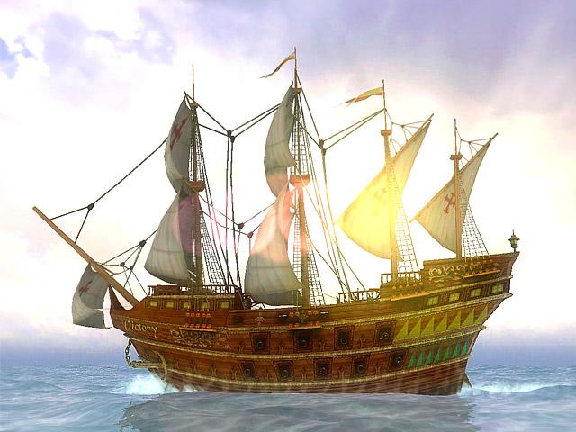 Kommen Sie an Bord und segeln Sie um die Welt!