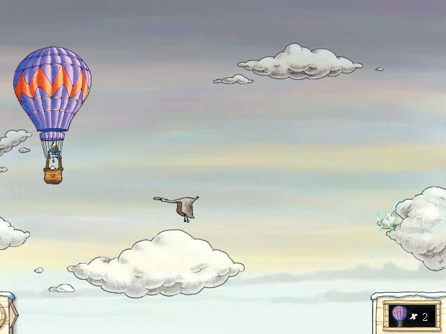 Kleiner Eisbär, hilf mir fliegen!