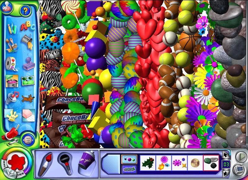 Die Kreativ-Software für Kids!