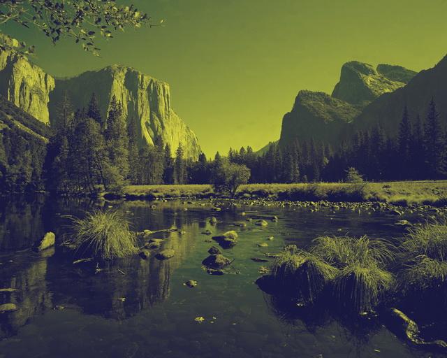 Farbton: Dieser Effekt passt den gesamten Farbwert des Fotos an.