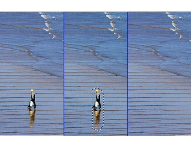 Das digitale Schneide-Werkzeug für lupenreine Fotos