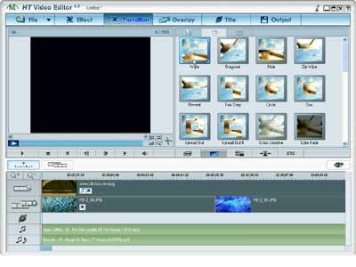High-End-Videoeditor mit Profi-Funktionen