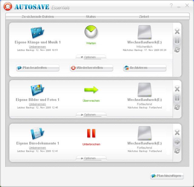 Retten Sie gelöschte Dateien - Nie wieder Datenverlust Ihrer Erinnerungen!