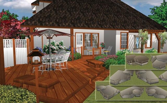 Architekt 3d x7 6 gartendesigner f r windows for Architekt gartendesigner 3d