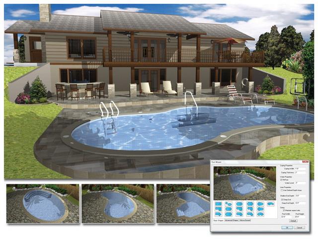 architekt 3d x9 gartendesigner für mac - fotorealistische, Hause und Garten