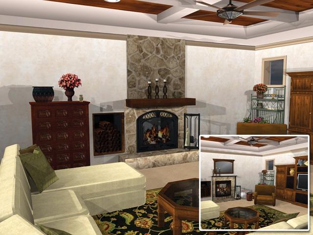 Architekt 3d x7 innenarchitekt f r mac fotorealistische for Innenarchitekt 3d