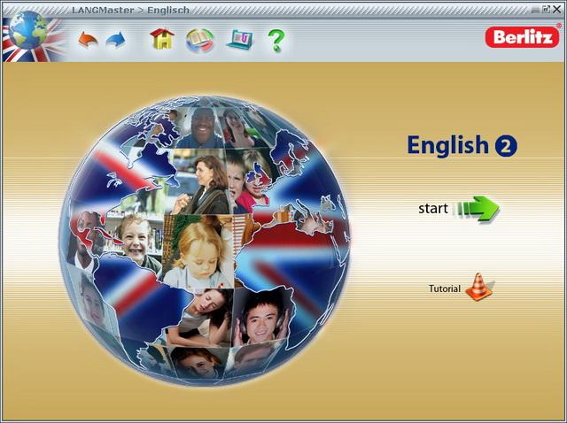 In dieser Übung wird ein Dialog vorgelesen und somit das Hörverstehen überprüft. Im linken Bereich des Bildschirms befindet sich eine Kapitelübersicht.