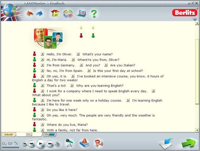 Übersetzungsübungen halten den Lerner dazu an, bestimmte Sätze oder Abschnitte zu übersetzen und somit die erlernten Vokabeln zu wiederholen.