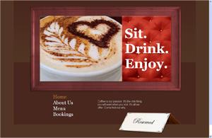 Geschäft - Kaffee