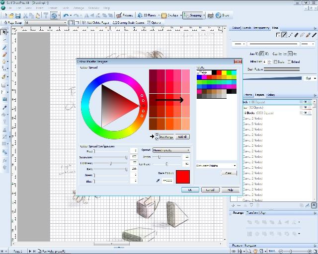 Das preisgekrönte Grafikpaket für professionelles Grafikdesign