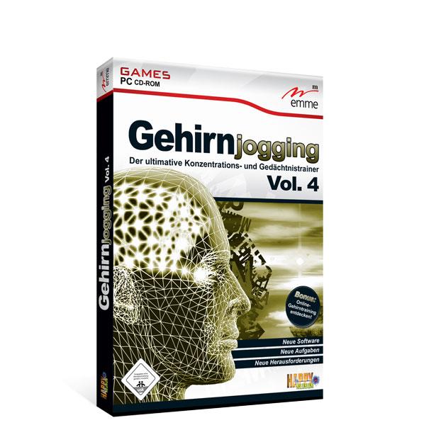 Gehirnjogging Vol. 4