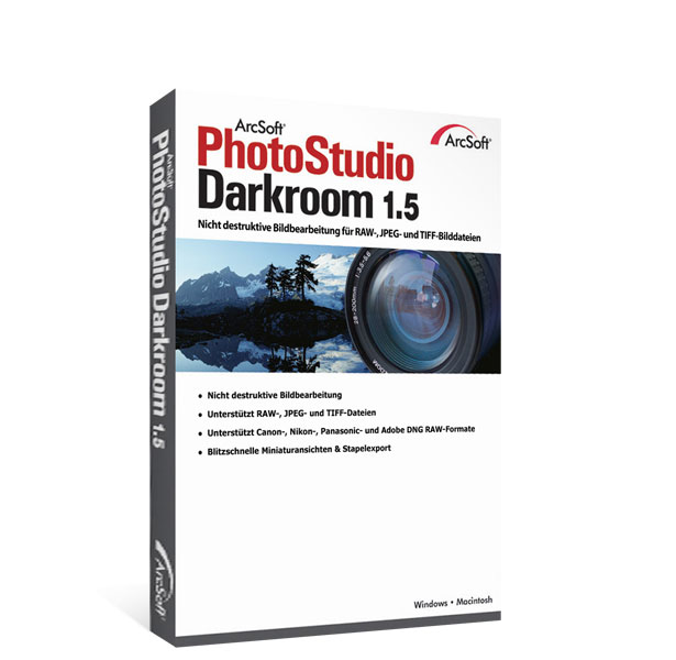 PhotoStudio Darkroom Windows