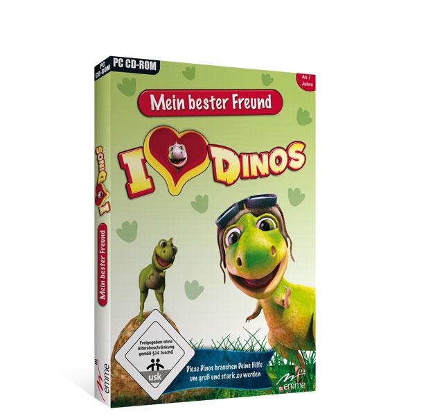 Mein bester Freund - I Love Dinos