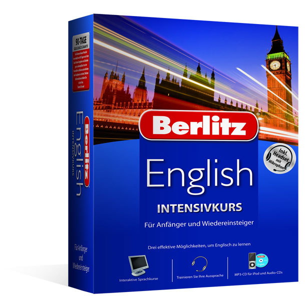 Berlitz Intensivkurs English