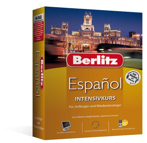 Berlitz Intensivkurs Español