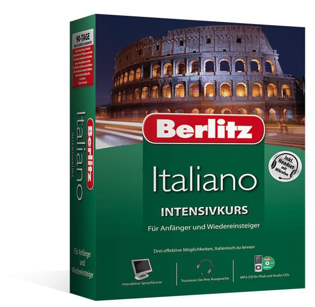 Berlitz Intensivkurs Italiano