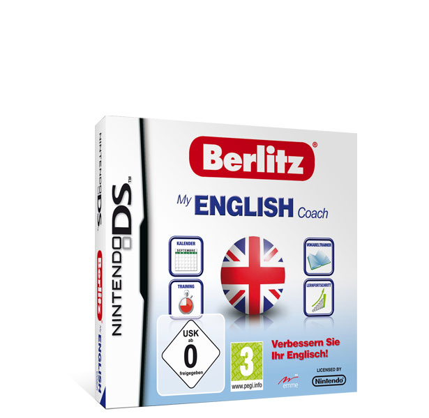Berlitz My English Coach - Nintendo DS