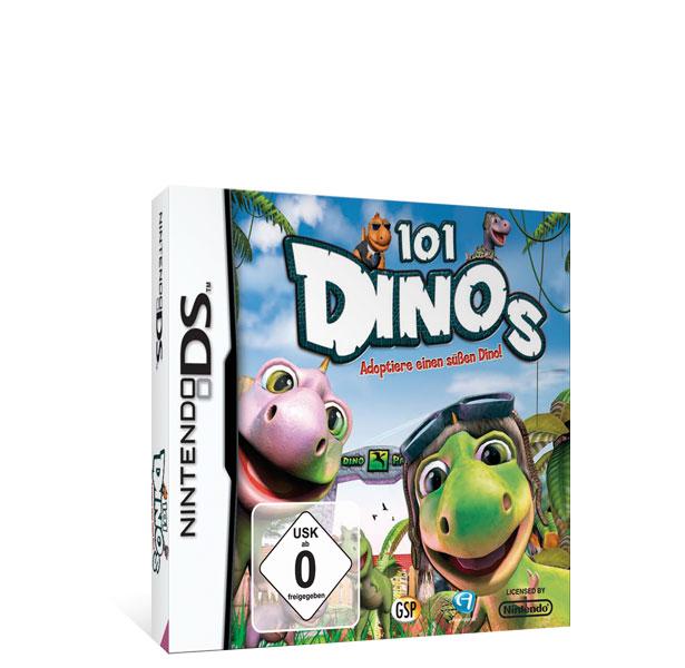 101 Dinos - Nintendo DS