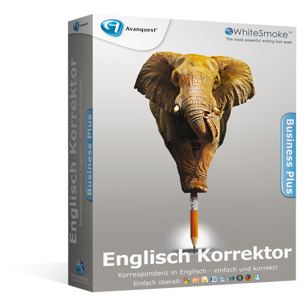 Englisch Korrektor Business Plus