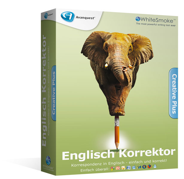Englisch Korrektor Creative Writing