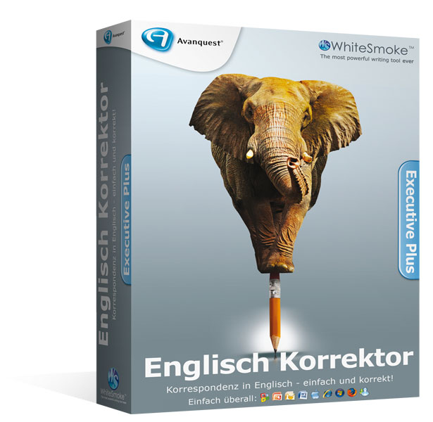 Englisch Korrektor Executive Plus