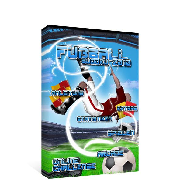 Fussball Sudoku 2010