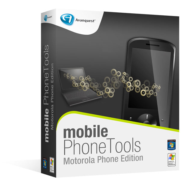 Mobile PhoneTools v7 - Motorola Phone Edition