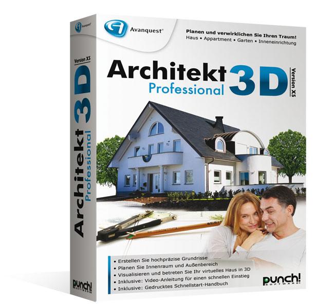Haus Planen 3d Architekt 3D X5 Professional   Ultrarealistische Planung Von  Haus .