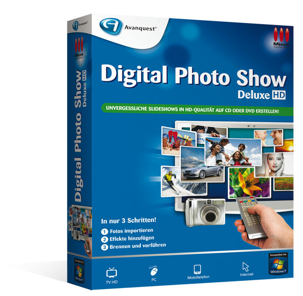 Digital PhotoShow Deluxe