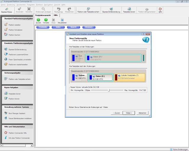 Festplatten-Management & Partitionierung ganz einfach!