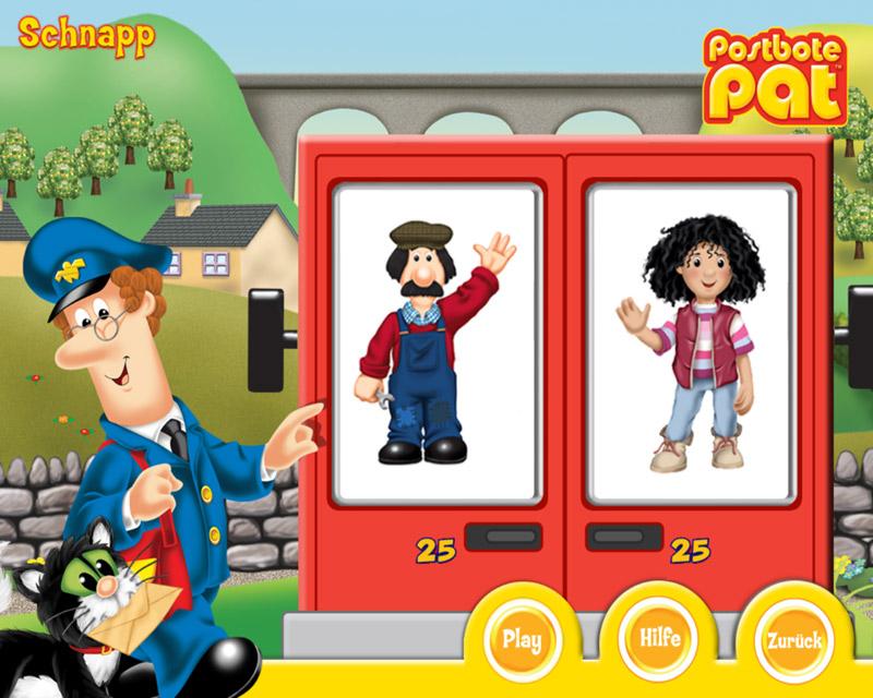 Das Edutainment Game für spielerisches Lernen - und ab geht die Post!