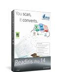 Readiris™ Pro 14 für Macintosh
