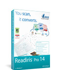 Readiris™ Pro 14 für Windows