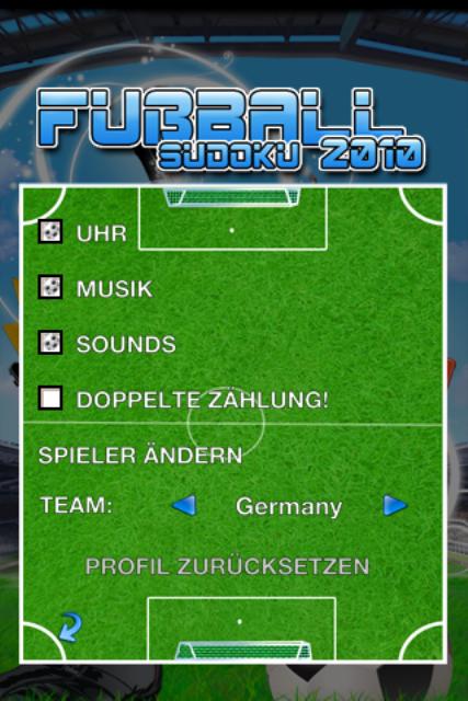 Die Zahlenrätsel-Appzur WM für iPhone, iPad & Android