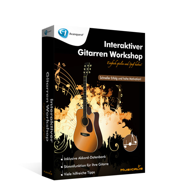 Interaktiver Gitarren Workshop