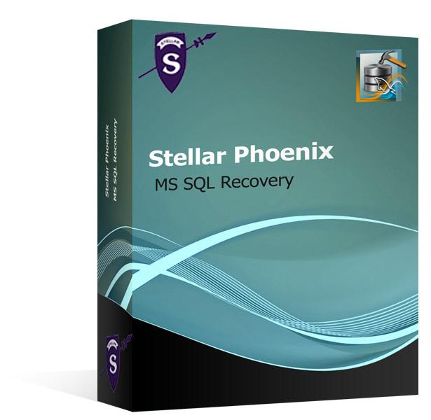 Stellar Phoenix MS SQL Recovery