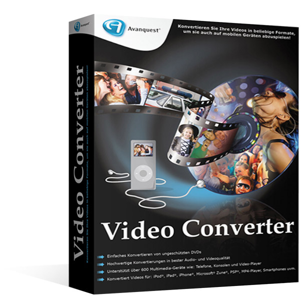 Avanquest Video Converter - Special Apple Edition