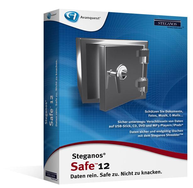 Steganos Safe 2012