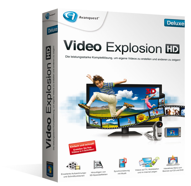 Video Explosion Deluxe