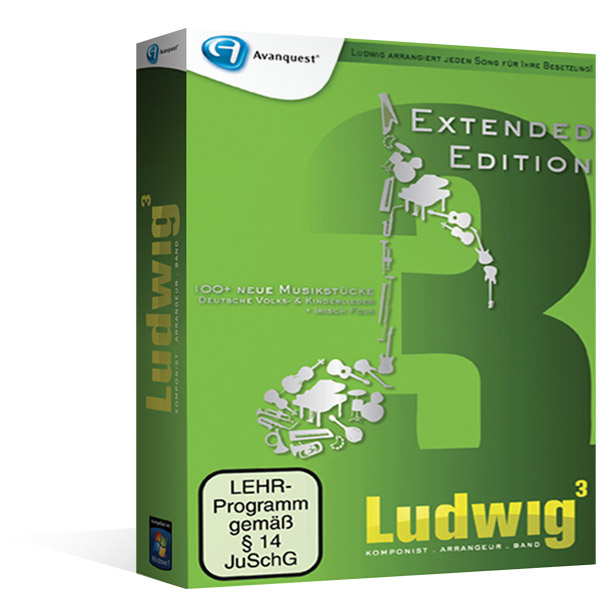 Ludwig 3 Extended Edition