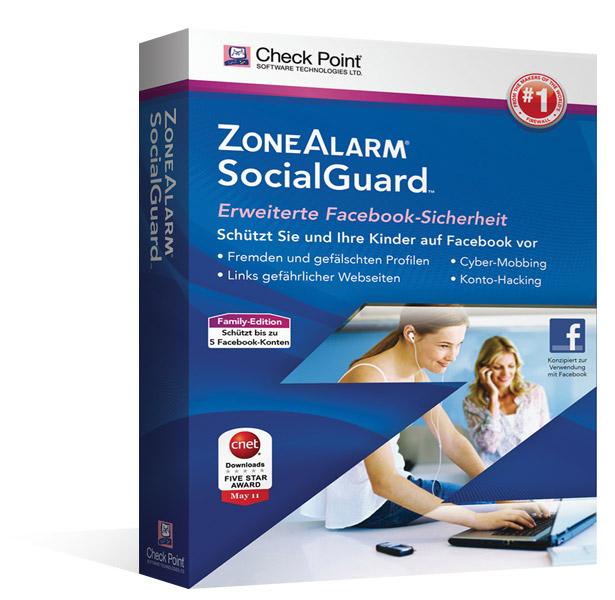 ZoneAlarm SocialGuard 2012