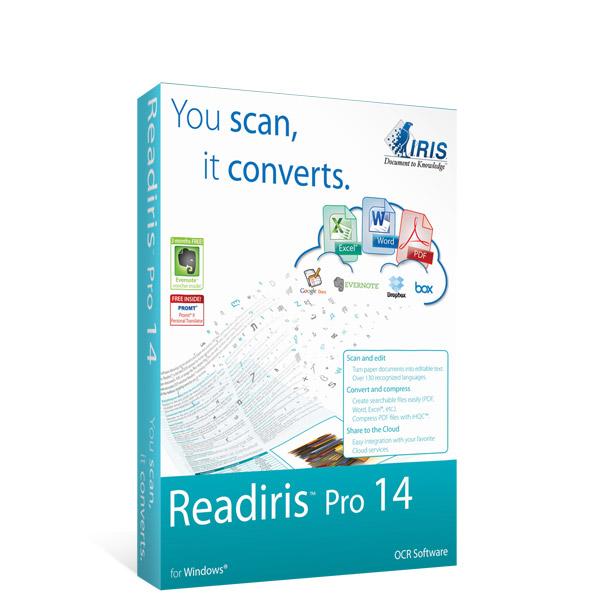 Readiris™ Pro 14 für Windows