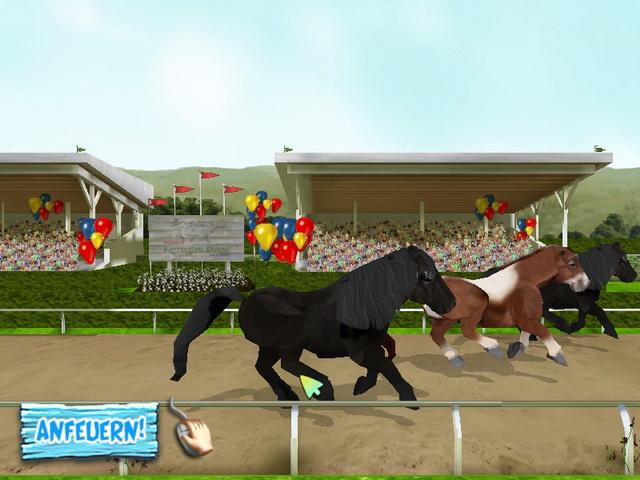 Die grosse Pony und Pferdeparty