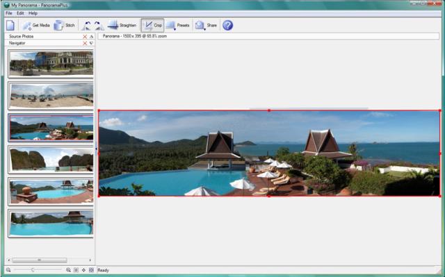 Fantastische 360°-Panorama-Bilder aus Ihren eigenen Fotos