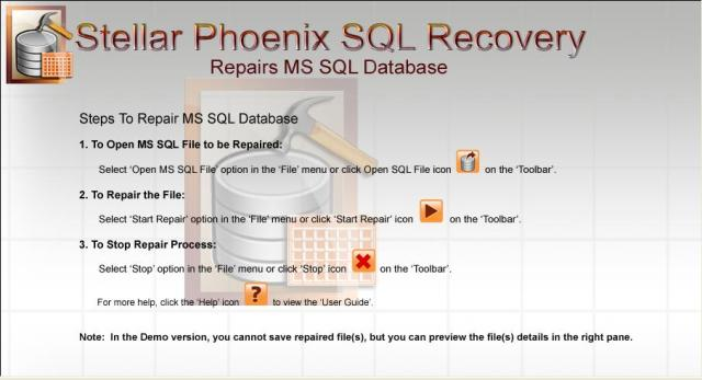 Rettung &Wiederherstellung von SQL Datenbanken