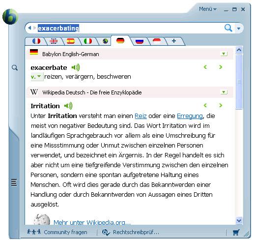 Jede Sprache, jederzeit, überall - Übersetzungen mit 1 Klick!