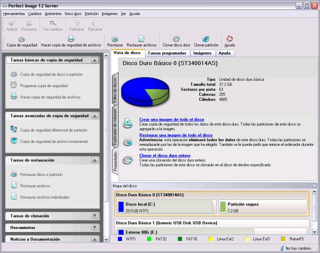 Protege toda la información de su ordenador y haz copias sin peligro