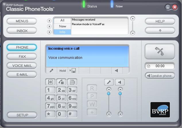 Fax y Teléfono en tu PC