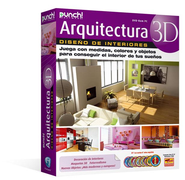 Punch! Arquitectura 3D Diseño de Interiores
