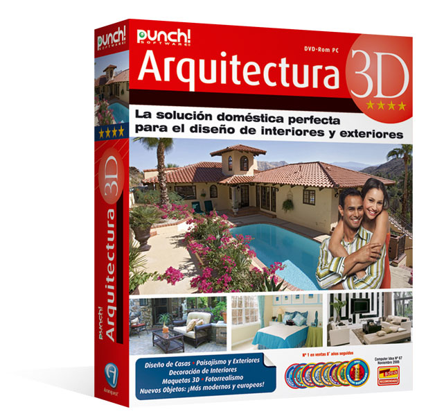 Punch! Arquitectura 3D
